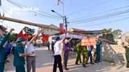 Cận cảnh thời khắc xã 'trọng điểm Covid' ở Nghệ An gỡ bỏ lệnh phong tỏa