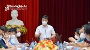 Chủ tịch UBND tỉnh quyết định phong tỏa 3 khối dân cư, giãn cách cả phường Hưng Dũng (TP Vinh)