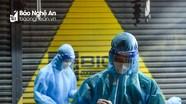 Sáng 19/6: Nghệ An có thêm 4 ca nhiễm Covid-19