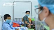 Nghệ An: 'Lượng máu dự trữ không trụ quá 5 ngày do Covid-19 bùng phát'