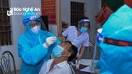 Sáng 4/7, Nghệ An có thêm 2 bệnh nhân Covid-19 mới