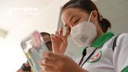 Những hình ảnh cảm động của 60 nhân viên y tế Nghệ An tăng viện cho TP Hồ Chí Minh