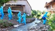 Ban Chỉ đạo Phòng, chống dịch Covid-19 họp khẩn với 2 huyện Tương Dương, Kỳ Sơn