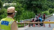 Kỳ Sơn có 21 người về từ Bình Dương bằng xe máy