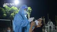 Chiều 22/8, Nghệ An ghi nhận 44 ca nhiễm Covid-19 mới, hơn nửa đã được cách ly từ trước