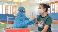 TP Vinh triển khai tiêm vắc xin cho người trên 65 tuổi, giáo viên, shipper, tiểu thương