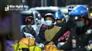 Sáng 13/10, Nghệ An ghi nhận 5 ca nhiễm Covid-19 mới, là công dân từ miền Nam trở về