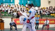 Vinh, Diễn Châu, Cửa Lò đang dẫn đầu tại Đại hội thể dục thể thao tỉnh Nghệ An