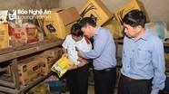 2 cơ sở kinh doanh thực phẩm bất hợp tác với Đoàn Thanh tra liên ngành