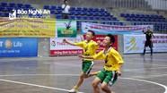 Thắng đội mạnh NĐ Tân Kỳ, NĐ Đô Lương vào bán kết gặp NĐ Nghi Lộc