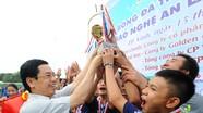 Bế mạc Giải bóng đá TN-NĐ Cúp Báo Nghệ An lần thứ 22 năm 2018