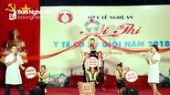 Quỳ Châu đạt giải Nhất Hội thi Y tế cơ sở giỏi năm 2018