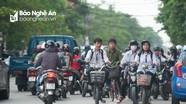 Tăng cường phổ biến luật giao thông cho sinh viên Đại học Vinh