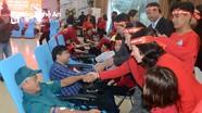 """Hàng ngàn người dân tham gia hiến máu trong ngày hội """"Chủ nhật Đỏ"""""""
