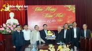 Đồng chí Thái Thanh Quý thăm, chúc Tết Ủy ban Đoàn kết Công giáo tỉnh Nghệ An