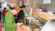 Danh sách 25 cơ sở vi phạm an toàn thực phẩm ở Nghệ An đang đề xuất xử phạt