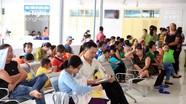 Nghệ An: Người già, trẻ nhỏ ùn ùn nhập viện do nắng nóng