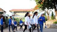 Gần 36.000 thí sinh thực hiện môn thi đầu tiên vào lớp 10 trong nắng nóng