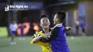 Cùng thắng trận, TN thành phố Vinh và Nghĩa Đàn lợi thế giành vé vào tứ kết