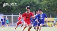 Thắng luân lưu, Thiếu niên Tân Kỳ vào chung kết Cúp Báo Nghệ An