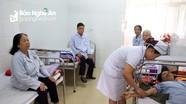 Nghệ An: 3 triệu lượt người được khám, điều trị trong 6 tháng đầu năm 2019