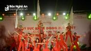 Khai mạc Ngày hội hiến máu 'Giọt hồng xứ Nghệ' năm 2019