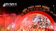 Hoành tráng, ấn tượng chương trình nghệ thuật 'Bến Thủy anh hùng'