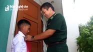Những 'người cha' biên phòng ở Nghệ An