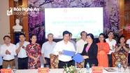 Nghệ An và Đắk Lắk ký kết hợp tác xây dựng thương hiệu du lịch chung