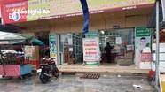 Nghệ An: Công ty dược tăng giá khẩu trang bị tạm đình chỉ vẫn cố tình hoạt động