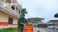 Dù có tiếp tục cách ly xã hội hay không, Nghệ An vẫn kiểm soát chặt người về từ vùng dịch