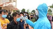 Truy tìm người nhập cảnh trái phép có liên quan ca dương tính SARS-CoV-2