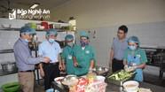 Nghệ An tiến tới chấm điểm, xếp loại công tác quản lý an toàn thực phẩm