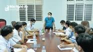 Có ca nhiễm Covid-19 mới, Giám đốc Sở Y tế Nghệ An họp khẩn, phong tỏa 1 khu ở Bệnh viện HNĐK tỉnh