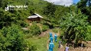 Lên núi tìm F ở ổ dịch Chăm Puông