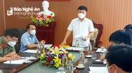 Yêu cầu tạm đình chỉ lãnh đạo chủ chốt xã Diễn Hồng sau khi phát hiện 3 ca cộng đồng ở Diễn Châu