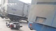 Người đàn ông chết thảm dưới gầm ô tô