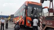 Hai vụ tai nạn xảy ra liên tiếp, QL1A ách tắc kéo dài