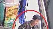 Truy tìm tên trộm cuỗm 3 két bia qua hình ảnh camera