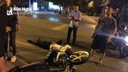 Hai thanh niên nguy kịch trong vụ tai nạn lúc nửa đêm