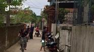 Nghệ An: Bé trai tử vong do người bị tâm thần dùng xà beng đánh vào đầu