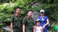 Nghệ An: Hai chiến sĩ PCCC cứu bé gái rơi xuống hố nước sâu