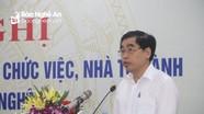 Phổ biến pháp luật cho chức sắc, chức việc, nhà tu hành ở Nghệ An