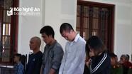 """Nghệ An: Đi bắt nợ, phụ nữ trẻ cùng các """"cộng sự"""" vào tù"""