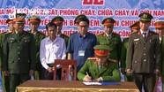 Công an TX Hoàng Mai: Ra mắt Đội PCCC-CNCH và bổ nhiệm lãnh đạo đội