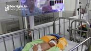Tìm bố mẹ cho 2 cháu bé bỏ rơi ở Nghệ An
