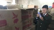 Nghệ An: Bắt giữ hàng tấn mỹ phẩm làm đẹp, chăm sóc da không giấy tờ