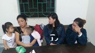 Xử lý 3 phụ nữ thuê ốt ở đồi thông để hành nghề mại dâm