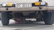 Học sinh lớp 6 ở Nghệ An chết thảm dưới gầm xe đầu kéo