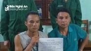 Hàng xóm rủ nhau tàng trữ ma túy bị bắt giữ tại biên giới Nghệ An - Lào